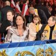 Princess Stephanie attends the 33rd Circus Monte-Carlo Festival