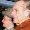 HM The Queen and HRH The Duke of Edinburgh, 8 Feb 2009