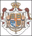 Danish Royal Family Coat of Arms