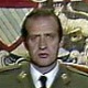 King Juan Carlos addressing the nation after the coup