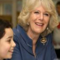 Duchess of Cornwall at The Royal School Hampstead