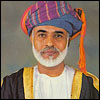 Sultan Qaboos of Oman