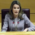 The Princess of Asturias attends the Rare Disease Day event