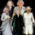 The Duchess of Cornwall in Robinson Valentine outfits