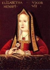 Elizabeth of York, Henry VIII's mother
