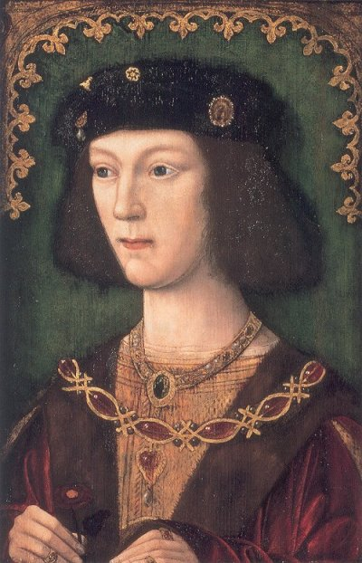Prince Arthur, Henry's older brother