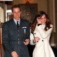 Prince William and Kate Middleton in 2009