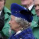 The Queen at the 2003 Cheltenham races