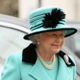 The Queen at the 2009 Maundy Service