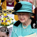 The Queen at the Royal Maundy Service, April 2009