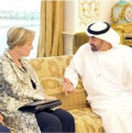 Princess Astrid and Sheikh Mohammed