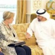 Princess Astrid in the UAE