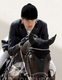 Casiraghi in Spain