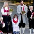 Click at the images to see them at kongehuset.no