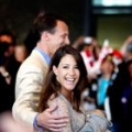 Prince Joachim and Princess Marie leave hospital with their newborn son