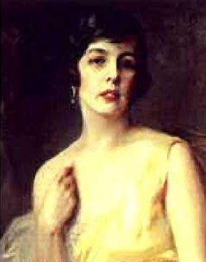 Painting by László