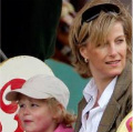 Sophie and Louise at the Royal Windsor Horse Show