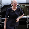 Queen Margrethe during the Greek state visit, day 2