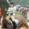 Zara Phillips on her horse, Toytown
