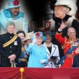 Fashions at the Trooping of the Colour and the Garter Ceremony
