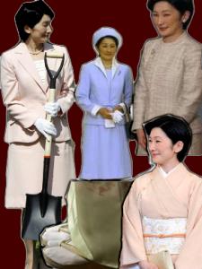 Princess Kiko Of Japan Elegantly Combines Western And Traditional