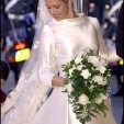 Princess Máxima's Valentino wedding gown