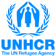 UN High Commissioner for Refugees logo