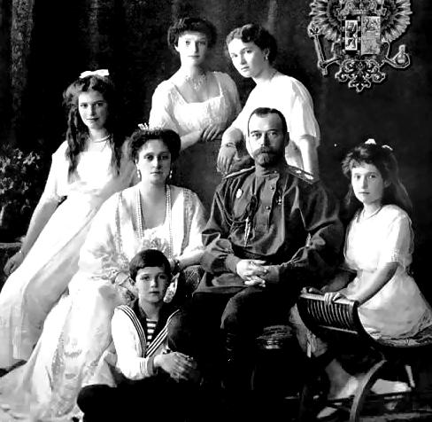 The Romanov Imperial Family