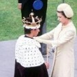 Prince Charles is invested as Prince of Wales in 1969