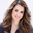 Queen Rania of Jordan made the list