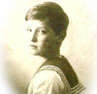 Tsarevich Alexei in 1912