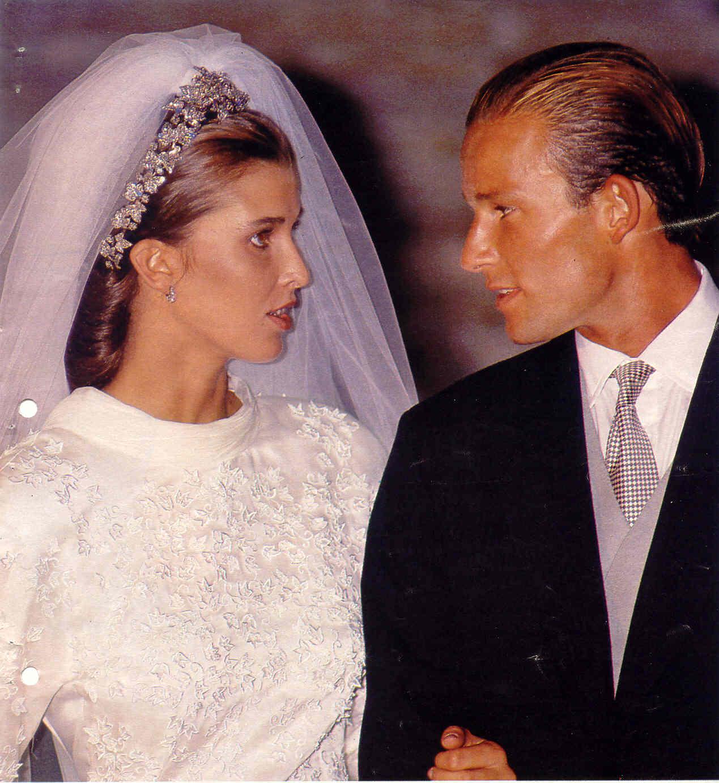 20th Wedding Anniversary of Prince Kyrill and Rosario Nadal
