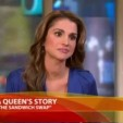 Queen Rania on 'Good Morning America', September 2009