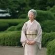 Empress Michiko of Japan at 75; October 2009