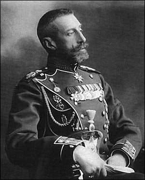 Grand Duke Konstantin Konstantinovich