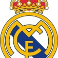 The logo of the Real Madrid Football Club