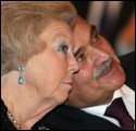 Queen Beatrix and Prince El Hassan