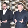 King Abdullah and Prince Ali