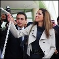Queen Rania and Prince Talal inaugurate AOU new building
