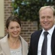 Prince Carlos and Annemarie at a Dutch christening last year