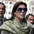 Princess Caroline in Italy