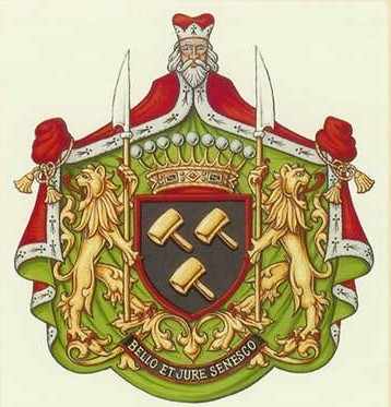 d'Udekem d'Acoz Coat of Arms
