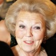 Queen Beatrix at the theatre