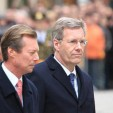 Grand Duke Henri and President Wulff