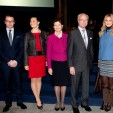 The royal family at the World Child and Youth Forum