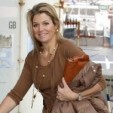 Princess Maxima in Rotterdam