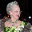 Queen Margrethe at the 2011 New Year's Court