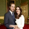 Engagement picture of William & Catherine 2
