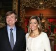 Prince Willem-Alexander and Princess Máxima