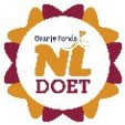 The NL DOET Oranje Fonds logo